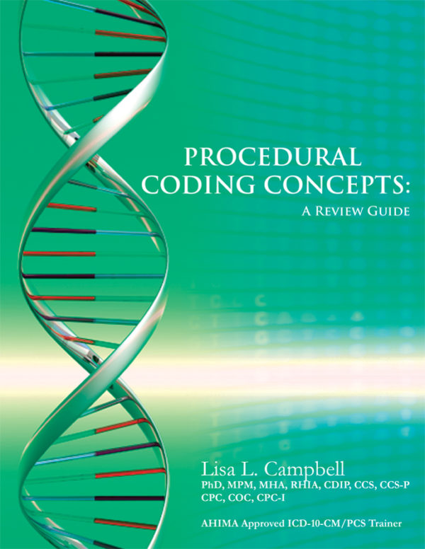 Procedural Coding Concepts